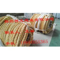 超高分子聚义船用编织化纤绳索图片