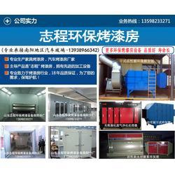 志程烤漆房技术精湛-烤漆房-郑州烤漆房图片