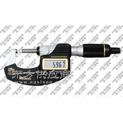 日本进口三丰IP65防冷却液 数显千分尺 293-140图片