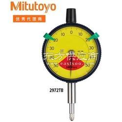 正品Mitutoyo百分表日本三丰指针式百分表指示表2972TB 0-1mm图片