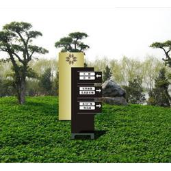 停车场标识牌设计_金丰卓(在线咨询)_标识牌图片