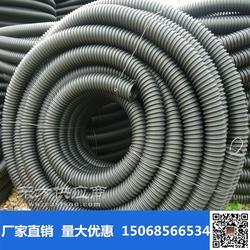 产地HDPE电缆管 hdpe单壁波纹管电缆护套电缆管厂家图片