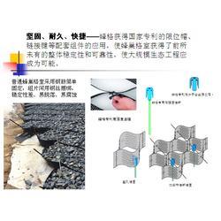 土工格室固土、蜂格工程材料(在线咨询)、土工格室图片
