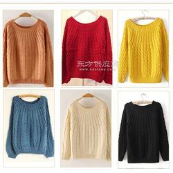 韩版儿童校服毛衣加工图片