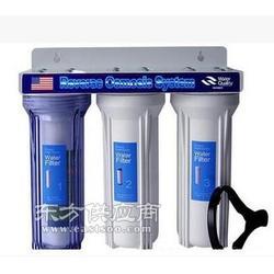 民泉家用净水机 纯水机前置过滤器 三级净水器 家用前置过滤器图片