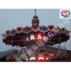 上海转马,力美奇游乐设备,游乐场转马图片