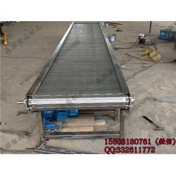 1米宽带式输送机,扬州输送机,森喆金属输送带图片