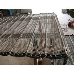 不锈钢传送带_森喆金属输送带_郑州传送带图片