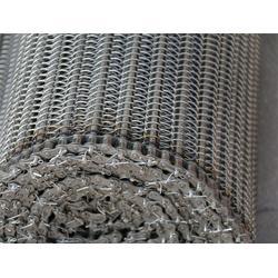 森喆304不锈钢输送带-输送蛋托金属网带-连云港输送网带图片
