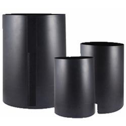 PS黑色消光导电片材|PS黑色消光导电片材|和信塑胶图片