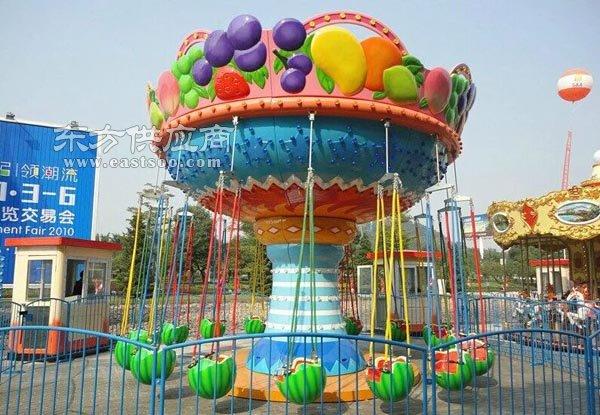 深圳水果飞椅、力美奇游乐设备、水果飞椅生产厂家图片
