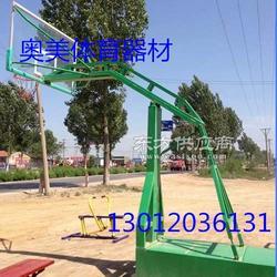 圆管篮球架海,标准篮板厂家图片