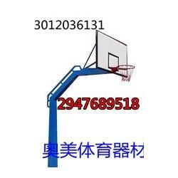 219圆管篮球架可扣篮厂家图片