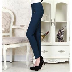女裤厂家直销、春款亚光皮女裤、小绵酷(查看)图片