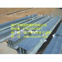 钢构件加工厂|建湖钢构件加工|鑫源热镀锌厂(查看)图片