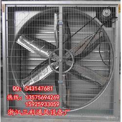 小型负压风机-三利通风设备专业领先-金华负压风机图片