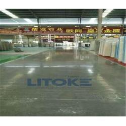 潍坊固化剂地坪|乐彩地坪|混凝土固化剂地坪图片