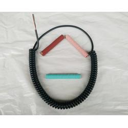 亮面網吧彈簧線、彈簧線、緣哲通PU線(查看)圖片