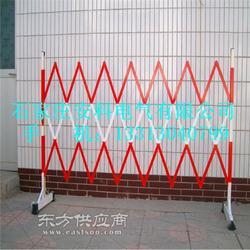 片式玻璃钢伸缩围栏图片