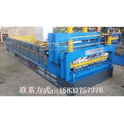 彩钢机械840/900型双层压瓦机设备全自动压瓦机图片