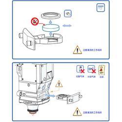 激光保护镜片_思贝达科技_楚天激光保护镜片图片