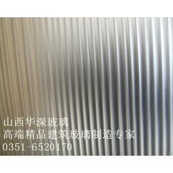 喷砂玻璃有哪些用途、潞城喷砂玻璃、山西华深玻璃公司(查看)图片