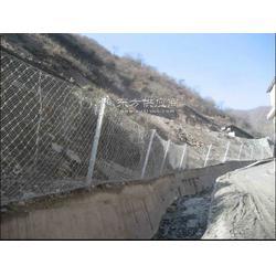 山坡落石防护网,防护网防护网优质20年老厂家图片