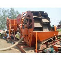 叶轮式洗砂机、洗砂机、特金重工设备(查看)图片