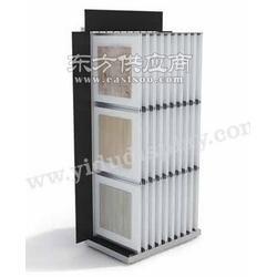 三层三排便携式瓷砖展架T531图片