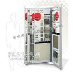 高质量翻页式瓷砖展架展柜T103图片