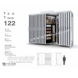 瓷砖翻页柜,瓷砖翻页式展柜T122图片