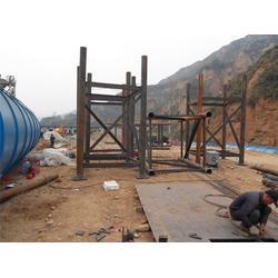 泰安迅驰机械(图),混凝土搅拌站改造,三门峡混凝土搅拌站图片