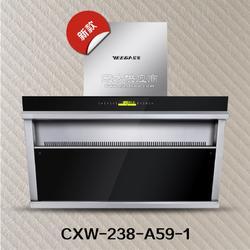 供应IEEGA忆家 CXW-238-A59-1全铜电机 触摸式开关 钢化玻璃面板 近吸式抽油烟机 诚招代理商图片