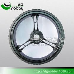 厂家供应11寸高尔夫球包车轮 EVA PU 发泡轮图片