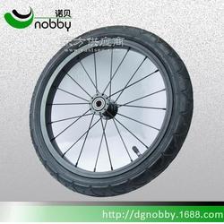 铁轮圈 铝轮圈充气轮 自行车轮生产厂家图片