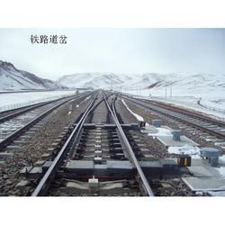 铁路道岔、高畅机械、铁路道岔厂家图片