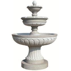 西安石雕景观喷泉,曲阳垣古石雕喷泉,汉白玉石雕景观喷泉图片