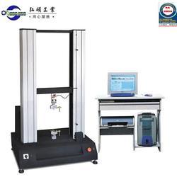 塑料薄膜拉力试验机、弘硕仪器(图)图片