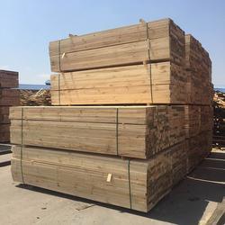 樟子松木材加工-日照友联木材加工厂-木材加工