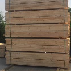 輻射松方木廠家直銷-承德輻射松方木-日照友聯木材加工圖片