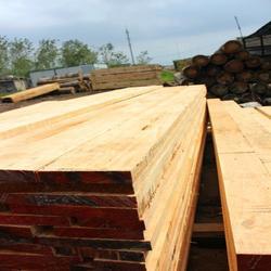 许昌木方、建筑木方、花旗松建筑木方加工厂图片