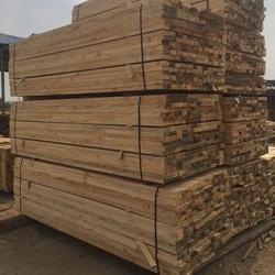友联建筑方木(图)|辐射松木材加工|木材加工图片