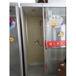 活动淋浴房原理,菏泽活动淋浴房,汇金淋浴房质量有保障(查看)图片