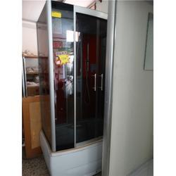 淋浴房生产厂家_汇金水暖(在线咨询)_杨凌淋浴房图片