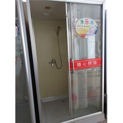 玻璃浴房品牌、汇金水暖(在线咨询)、浴房品牌图片