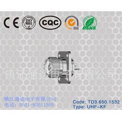 安庆射频连接器-镇江通达电子-射频连接器加工图片