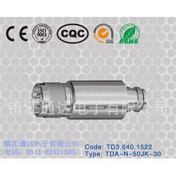 通达电子射频连接器 射频连接器加工-辽阳射频连接器图片