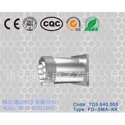 N-SMA转接器-通达电子(在线咨询)江阴同轴转接器图片
