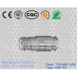 通达电子同轴连接器 射频连接器厂家-长春射频连接器图片