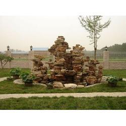 假山喷泉 鱼缸-北辰区假山喷泉-嘉峻景观图片